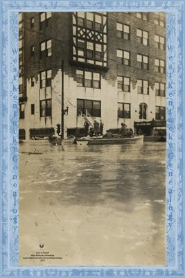 1937 Paducah, McCracken County, Kentucky Flood Collection7