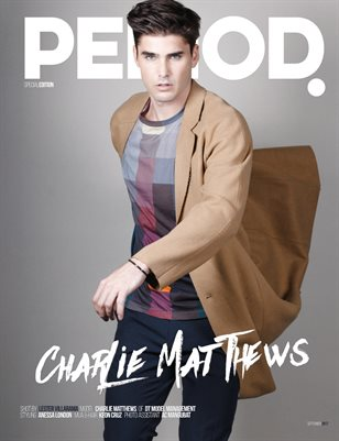 PERIOD Ft. Charlie Matthews Cover B