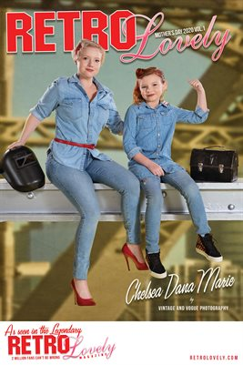Chelsea Dana Marie Cover Poster