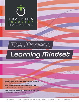 November/December 2018 | The Modern Learning Mindset