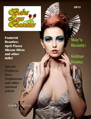 Baba Lous Beauties Issue One May 2013