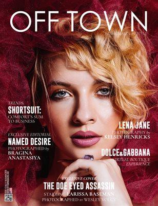 OFF TOWN MAGAZINE #3 VOLUME 4