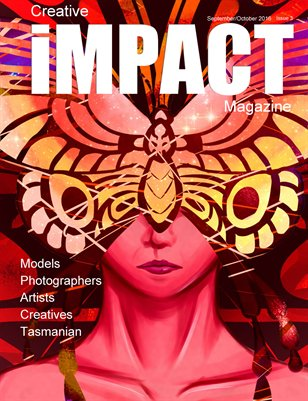 Creative iMPACT Magazine September/October Issue 3 2016