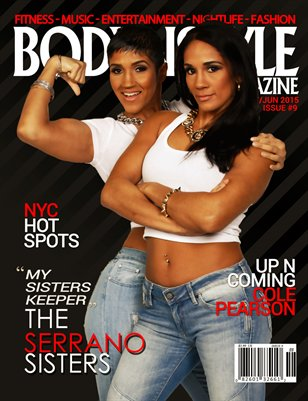BodyNStyle Magazine Issue 9