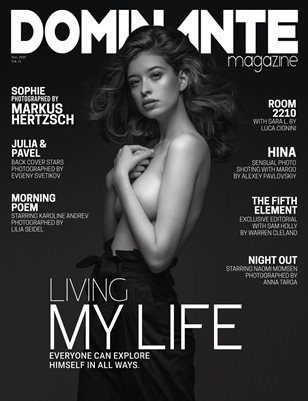 DOMINANTE Mag NUDE & Boudoir Vol. 21 Nov 2020