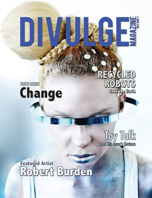 Divulge Magazine: Volume 3 Issue 2