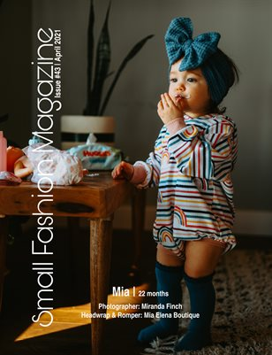 Small Fashion Magazine Issue #43