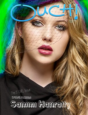 SAMMI HANRATTY    'IT GIRL ISSUE'  vol.33