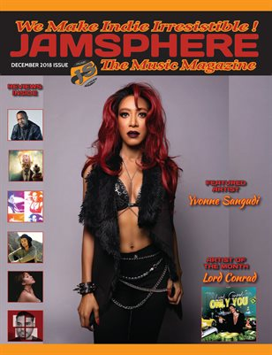 Jamsphere Indie Music Magazine December 2018