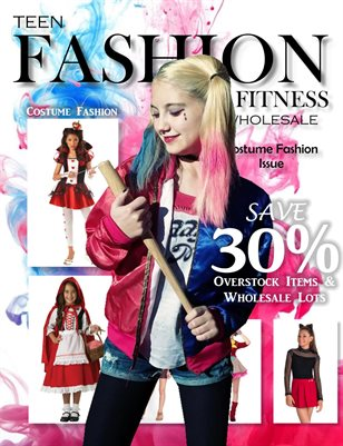 Teen Fashion & Fitness - Costume Fashion Issue