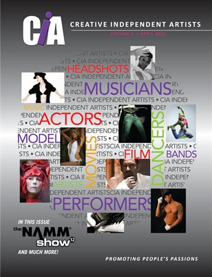 CIA - Creative Independent Artists