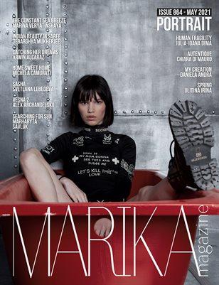 MARIKA MAGAZINE PORTRAIT (ISSUE 864 - MAY)