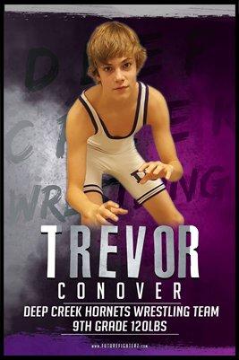 Trevor Conover DC #2 Poster