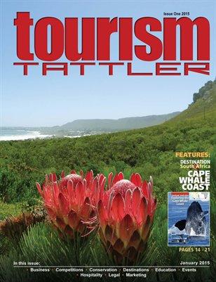 Tourism Tattler January 2015