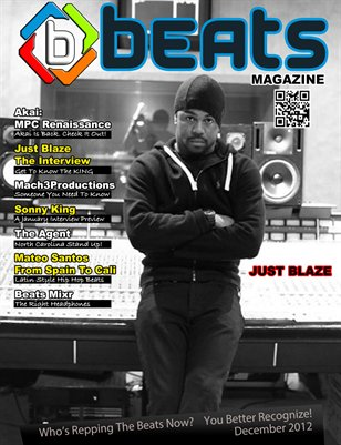 Beats Magazine Dec 2012
