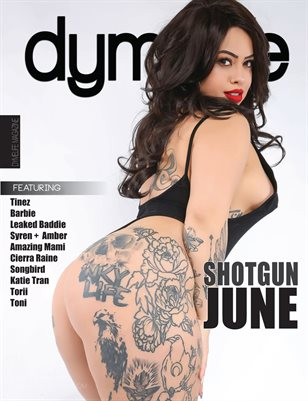 Dymelife #63 (Shotgun June)