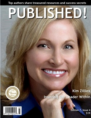 PUBLISHED! featuring Kim Zilliox