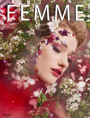 Femme Rebelle Magazine July 2021 REGULAR ISSUE - Joanna Kiczka Cover