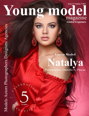 Young Model Magazine Issue 11 Volume 5 2021