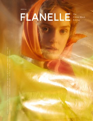 Flanelle Magazine Issue 18 - Color Block Edition