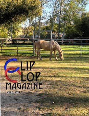 Clip Clop Magazine April 2021 Vol.10#11
