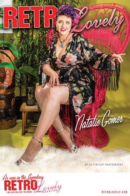 Natalie Gomer Cover Poster