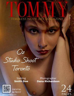 Smith Doe - Oz Studio Shoot Toronto - Dana Richardson
