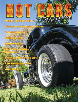 HOT CARS No. 17