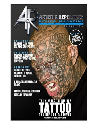 A&R Review Magazine Urban Edition February 2014