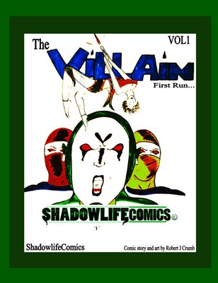 The Villain Vol 1.