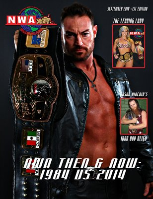 NWA Ringside Magazine - September 2014