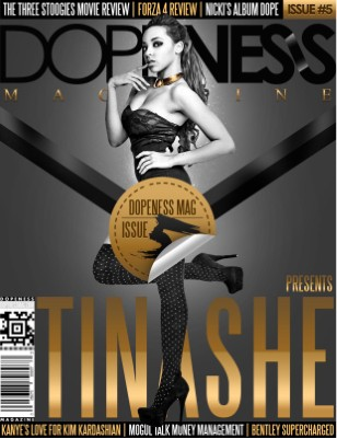 Dopeness Magazine: Issue 5