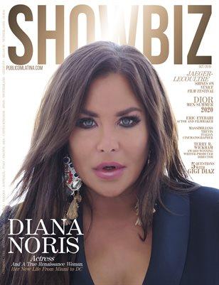 SHOWBIZ Magazine - October 2019 - Issue #17