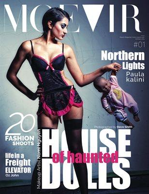Moevir Magazine Issue October 2019 vol.1 No.2