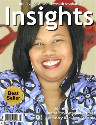 Insights excerpt featuring Jennifer Ransaw Smith