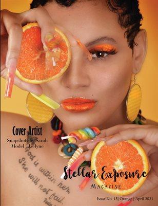 Stellar Exposure Magazine No. 15 Orange
