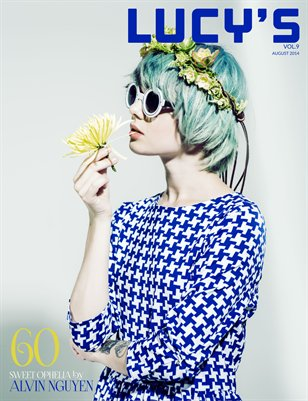 LUCY'S Magazine Vol.9