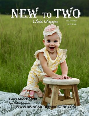 New To Two Model Magazine Issue #46