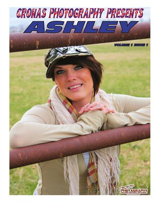 Cronas Photography Presents Ashley Issue 1