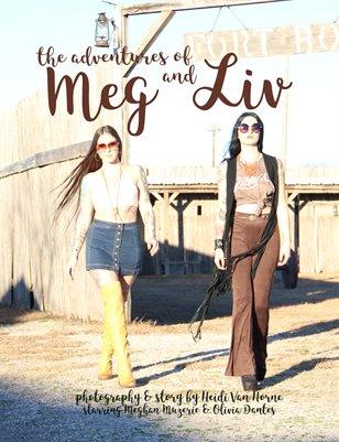 the adventures of Meg & Liv
