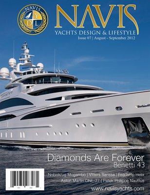 Navis Luxury Yacht Magazine #7
