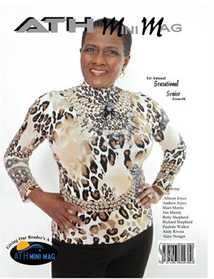 Issue #46 Sensational Seniors Calendar Talent