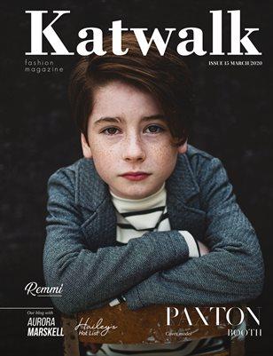 Katwalk Fashion Magazine Issue Two, March 2020.