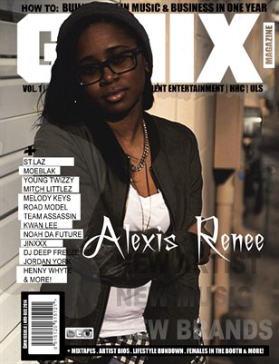 G.Mix Magazine Vol.1 - Issue.6