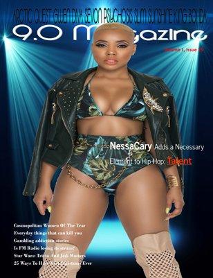 9.0 Magazine Volume 1, Issue 15