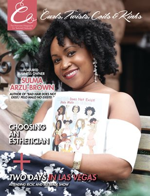 Curls, Twists, Coils & Kinks Magazine September/October 2017