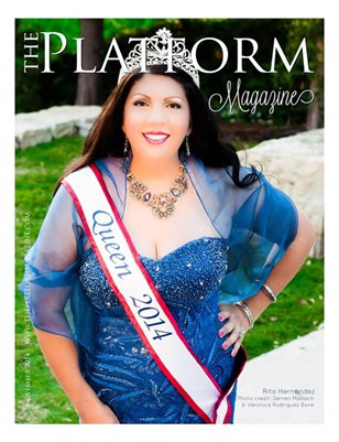The Platform Magazine Nov. 2014 Cover ONLY