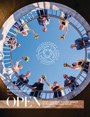 Our Photographers Circle Magazine - Issue01 OPEN
