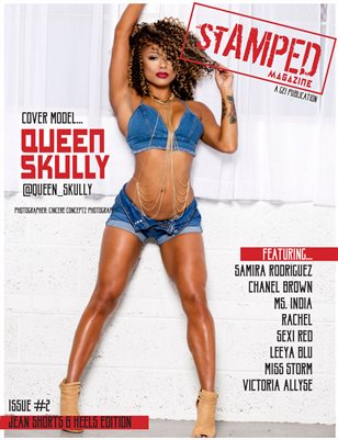 GEI DMV presents STAMPED Magazine Issue #2