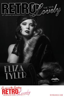 Eliza Tyler Cover Poster